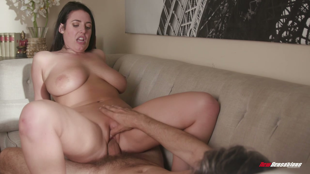 Fantastic big breasted cock rider Angela White cannot stop topping dick